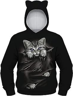 kids cat sweatshirt