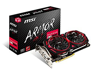 MSI Radeon RX 570 Armor MK2 8G OC Gaming DirectX 12 VR Ready CFX Graphcis Card (B079NW5Y1C)   Amazon price tracker / tracking, Amazon price history charts, Amazon price watches, Amazon price drop alerts