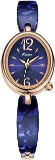 ساعة انالوج رسمية ستانلس ستيل للنساء من كيميو- 6040S