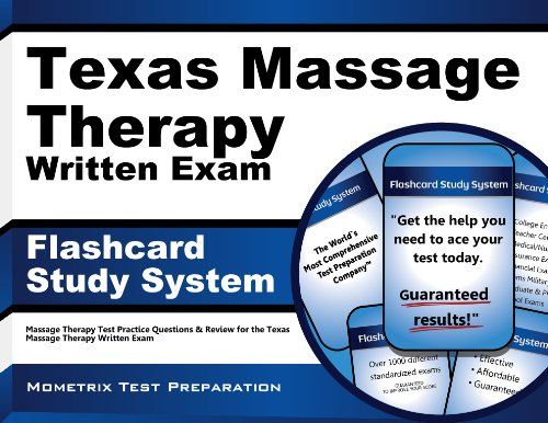 Texas Massage Therapy Written Exam Flashcard Study System: Massage Therapy Test Practice Questions & Review for the Texas Massage Therapy Written Exam (English Edition)