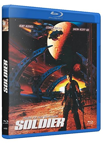 Soldier BD 1998 [Blu-ray]