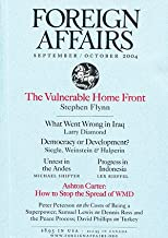 Foreign Affairs September/October 2004
