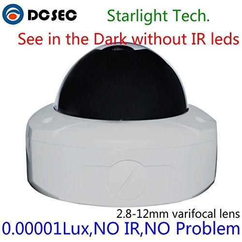Seguridad Sony 700TVL 1/3 CCD Imagen a Color Día Noche Ultra Bajo...