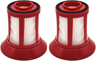 EZ SPARES 2 Packs Bisel Dirt Bin Compatible Filters for 6489/64892/64894 Zing Bagless Canister Vacuum Cleaner Attachment Replace Part # 203-1532 (2031532)