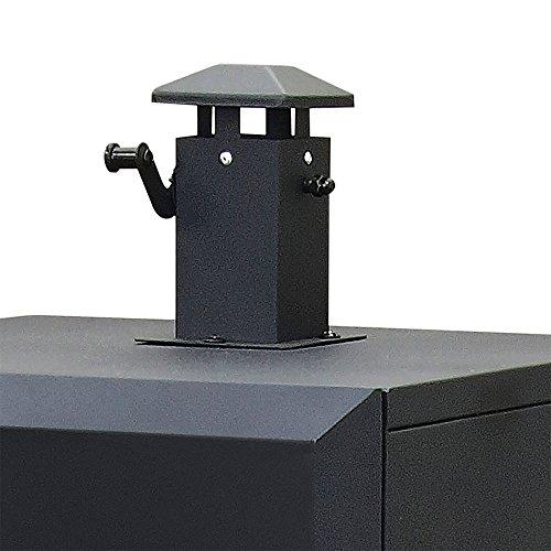 Dyna-Glo DGX780BDC-D 36' Vertical Charcoal Smoker
