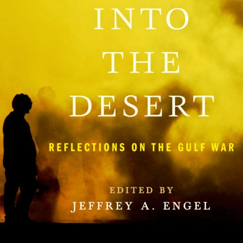 Into the Desert audiobook cover art