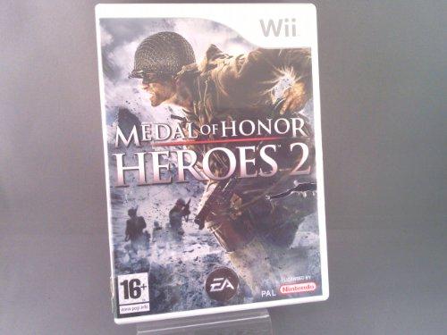 Medal Of Honor Heroes 2 Wii Uk