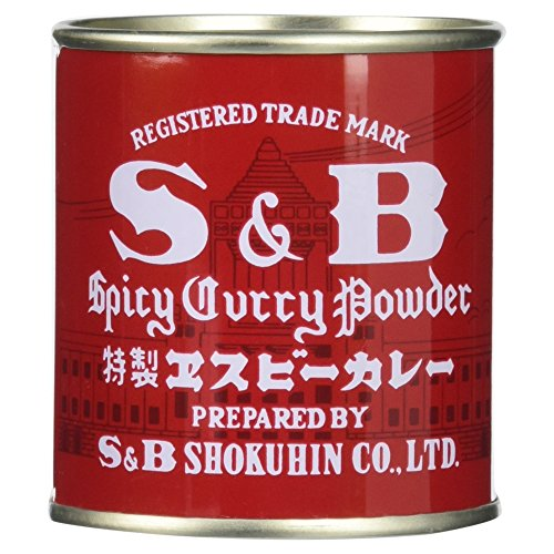 S&B カレー缶 37g