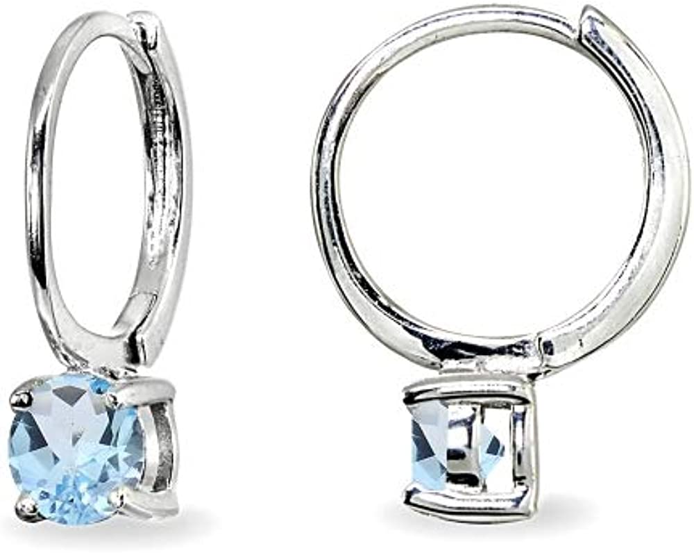 Challenge the lowest price of Japan Sterling Silver Max 59% OFF Genuine or Synthetic Solitaire 5mm Smal Gemstone
