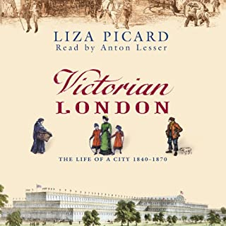 Victorian London cover art
