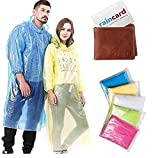 Raincard Disposable Raincoat, Unisex Reusable Rain Poncho, Rain Card, Rain Coat for Men
