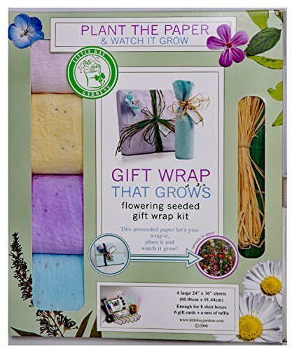 Gift Wrap That Grows