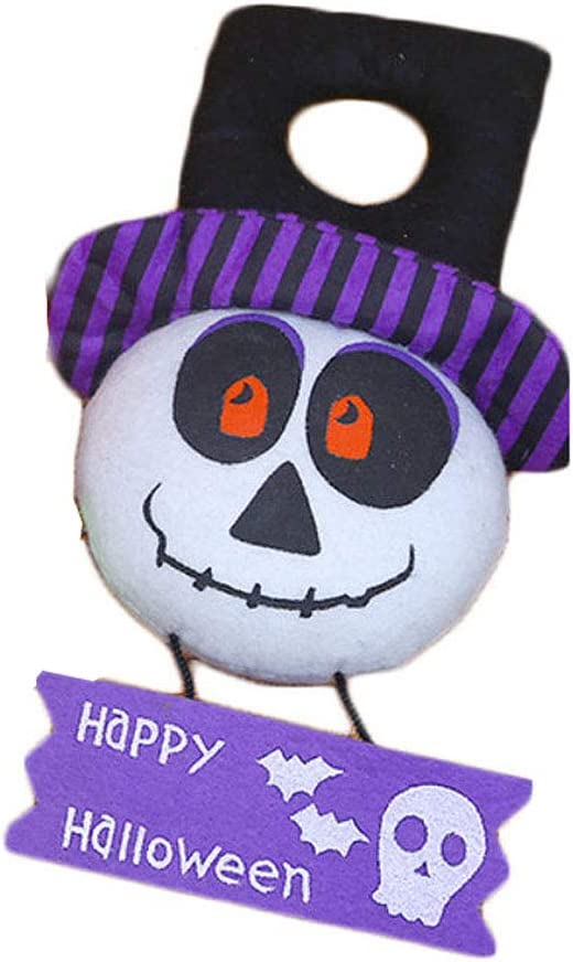 HUNOL Halloween Decoration Hanging security Ornament for Prop Porc Cloth Regular discount