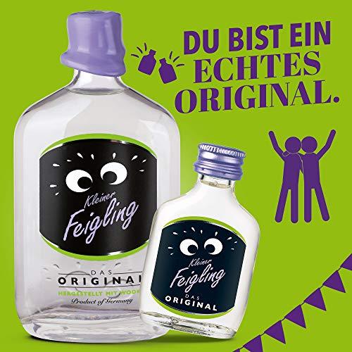 Kleiner Feigling | Best of Kleiner Feigling | 12 x 20ml | Marken-Spirituose | Premium Likör | Feiern mit Fantasie | Der Party – Shot - 2
