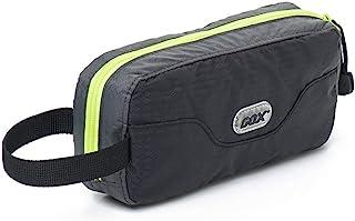 GOX Travel Toiletry Bag,Dopp Kit Case,Ultra-Light Cosmetics Bag Makeup Organizer(Black)