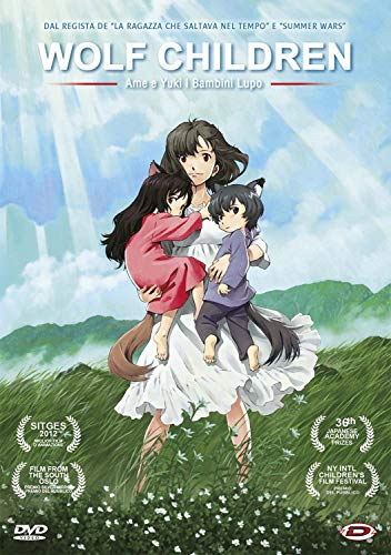 Wolf Children - Ame E Yuki I Bambini Lupo (Standard Edition) [DVD]