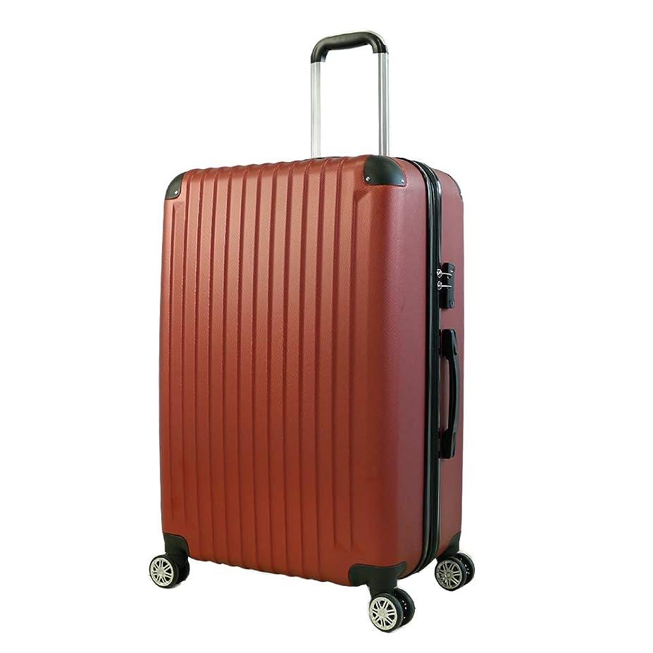 大きいコーラスアマチュアスーツケース キャリーバッグダブルキャスター 軽量 静音 TSAロック搭載 ファスナータイプ 機内持ち込み