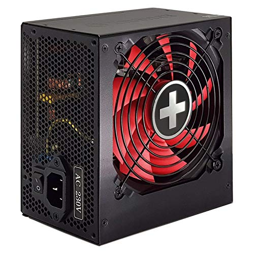 Xilence Performance A+III Serie   PC Netzteil   XN081   450 Watt   80+ Bronze   rot/schwarz