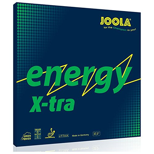 Joola Tischtennisbeläge »energy X-tra«, rot 2,0mm