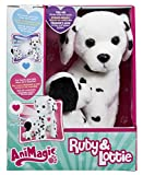 Animagic- Disney Ruby & Lottie, Color Blanco con Manchas (31189)