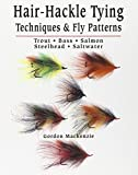 Hair-Hackle Tying Techniques & Fly Patterns