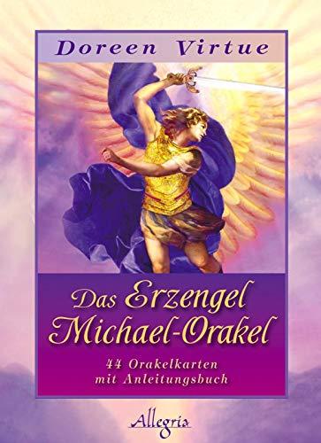 Das Erzengel-Michael Orakel (Kartendeck): 44 Orakelkarten mit Anleitungsbuch (0)