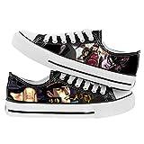 GMANKEE Shoes Anime Zapatillas Hombre Alpargatas Zapatos Mujer Casuales con...