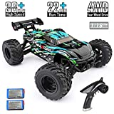 HAIBOXING Ferngesteuertes Auto 1:18 4WD High Speed RC Truggy 2