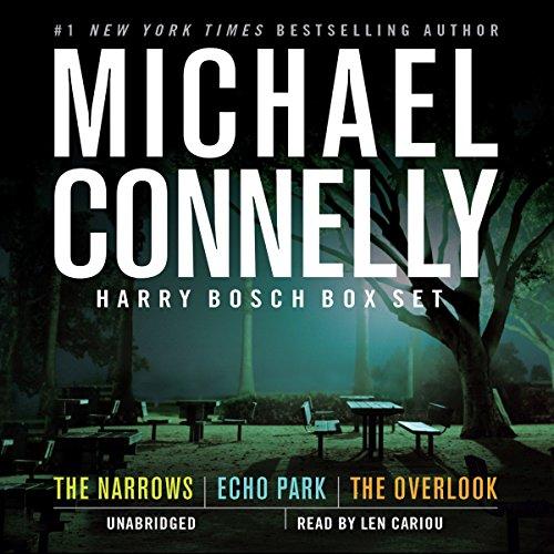 Harry Bosch Box Set cover art