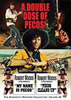 My Name is pecos / Pecos Cleans Up [Blu-ray]