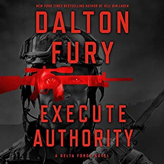 Execute Authority audiobook cover art