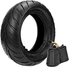 HIAORS 110/50-6.5 Tire and Tube 110-50-6.5 Tires & Inner Tube for 38cc 47cc 49CC MTA1 MTA2 Cag Mx3 GP-RSR Mini Pocket Dirt Pit Bike Scooters 90/65-6.5 Parts