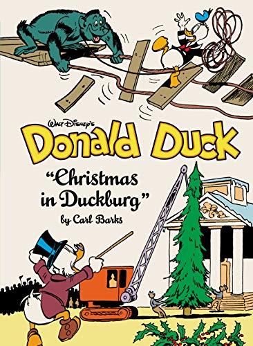 Walt Disney's Donald Duck Vol. 21: Christmas in Duckburg: The Complete Carl Barks Disney Library Vol. 21 (English Edition)