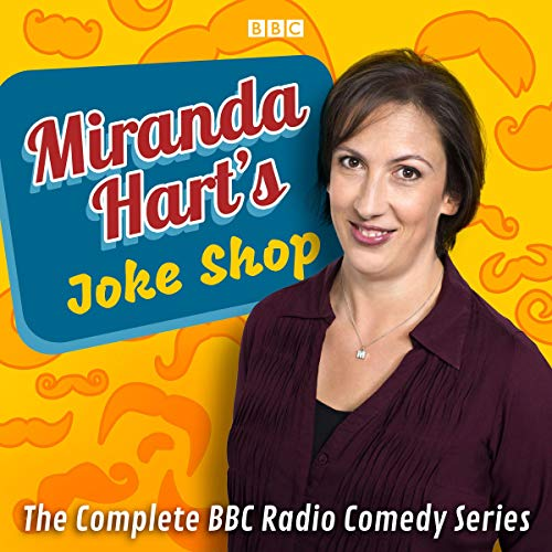 Miranda Hart's Joke Shop cover art