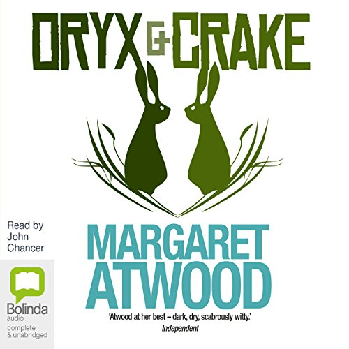 Oryx and Crake     MaddAddam Trilogy, Book 1              By:                                                                                                                                 Margaret Atwood                               Narrated by:                                                                                                                                 John Chancer                      Length: 12 hrs and 22 mins     928 ratings     Overall 4.2