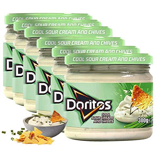 Doritos Sour Cream And Cool Chive Dip