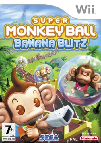 SEGA Super Monkey Ball - Juego (Wii)