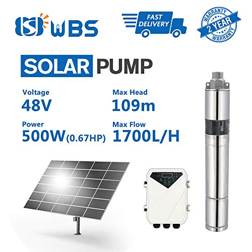Pump Deep Well Solar Water Pump Screw Pump...