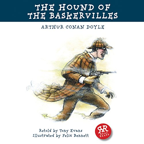 The Hound of the Baskervilles cover art