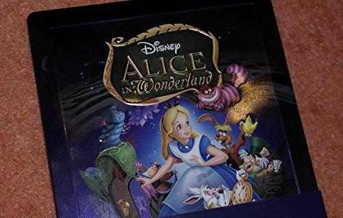 Alice in Wonderland (Alice im Wunderland 1951) Exklusive Limited Steelbook Edition (4000 Stk) - Blu-ray