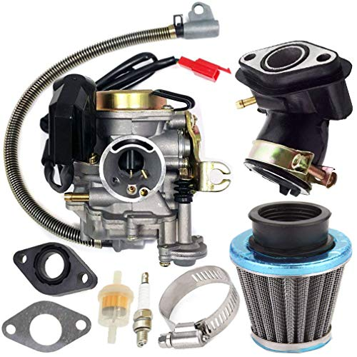 gy6 49cc carburetor - 2