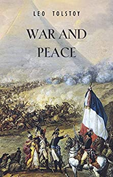 War and Peace (English Edition) por [Leo Tolstoy]