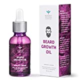 Bombay Shaving Company Beard Growth Oil For Men infused with Vetiver and 4