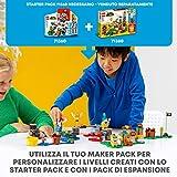 Zoom IMG-1 lego super mario costruisci la