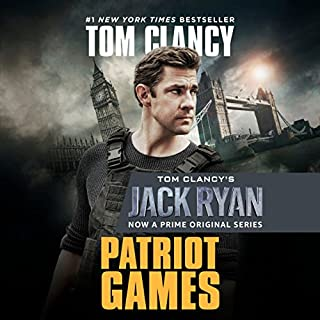 Couverture de Patriot Games