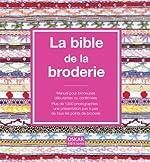 La bible de la broderie de Hélène Ladjaj