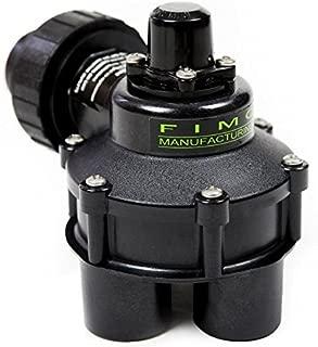 Fimco 1-in Plastic Manual Irrigation Valve