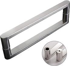 LHL-DD deurgreep, handgrepen trekken en spoelen schuurtor voor garage kast lade keukengrepen hardware set massief gepoeder...