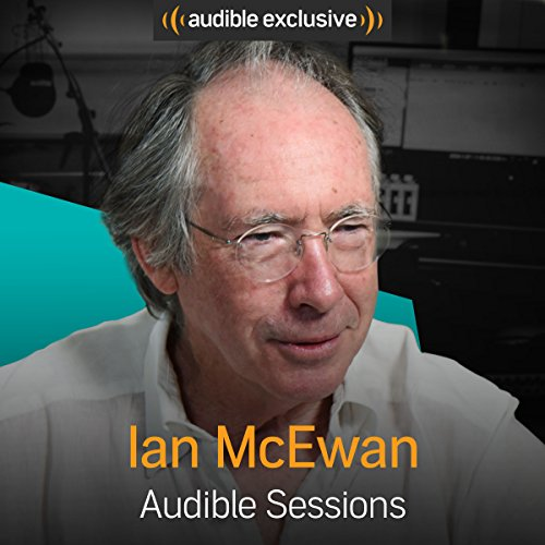 Ian McEwan audiobook cover art
