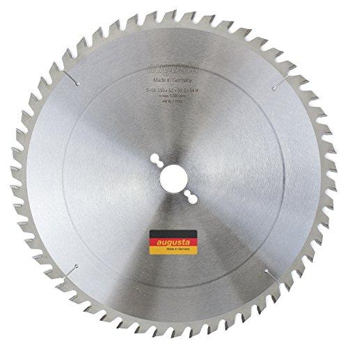 Augusta 053503054–Robusto multiusos metal de sierra circular 350x 3, 2x 30con 54dientes...